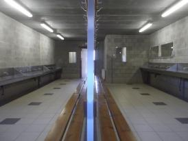 sanitaire blok Kievit