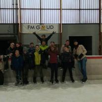 schaatsen JVK